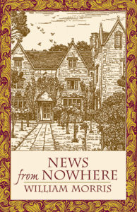 Cover of News from Nowhere by William Morris